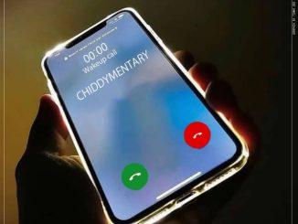 Chiddy Mentary – Wake up call