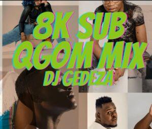 DJ GEDEZA – QGOM MIX JUNE 2021