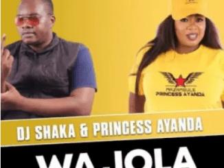 DJ Shaka & Princess Ayanda Wa Jola Mp3 Download SaFakaza