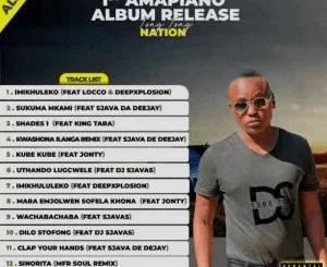 Sjavas Da deejay & Danny Shades Sukuma Mkami Mp3 Download SaFakaza