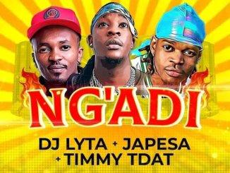 DJ Lyta ft Japesa & Timmy Tdat – NG'ADI
