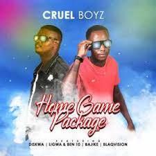 EP: Cruel Boyz – Home Game Package