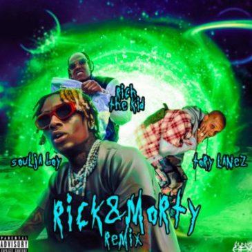 Soulja Boy ft Rich The Kid & Tory Lanez Rick N Morty (Remix) Download Mp3 Safakaza