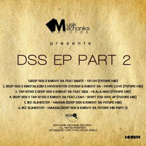 VA D S S EP Part 2 Mp3 Download Safakaza