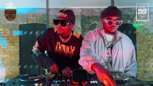 Major League Djz – Amapiano Balcony Mix Live In At Daily Paper Flagship Store in London S3 EP 8
