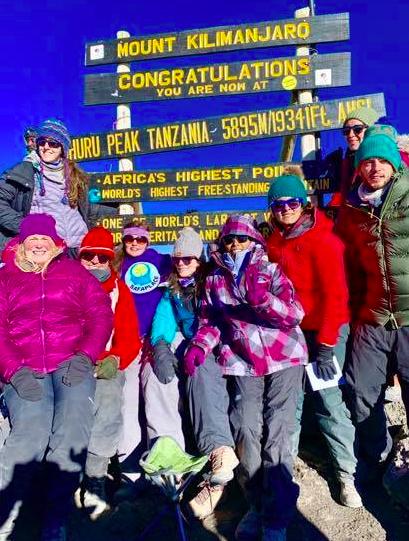 Summit Kilamanjaro