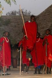 Maasai, Tarangire National Park, Tanzania