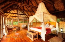 Guest room at Bilimungwe