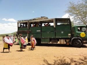 Safari en Camión por África