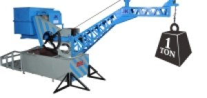 Mini Crane 1 Ton