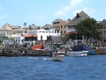 Lamu. Kenya, septiembre de 2005