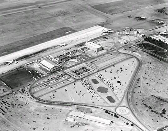 "Jan Smuts Flughafen Johannesburg Südafrika ""back in the days""  - heute OR Tambo JBN"