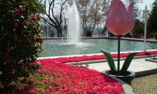 بالصور أجمل المناظر الطبيعية الخلابة في حدائق اسطنبول