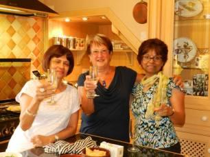 sis, Patti, myself