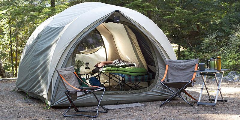 Organizing the Campsite Setup Ideas