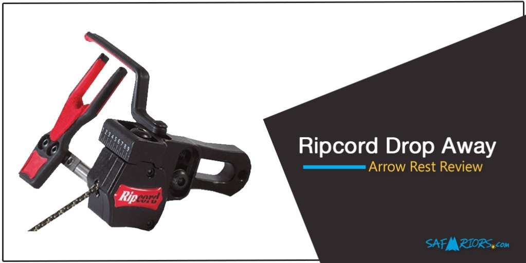 Ripcord Drop Away Arrow Rest Review