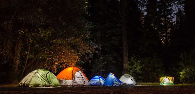 Tips for Setting Up a Campsite for Family and Kids