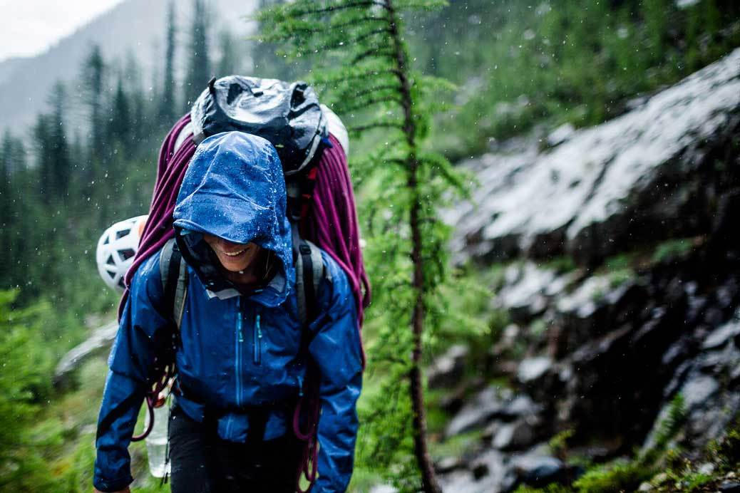 Backpacking for the Cold and Wet Weather