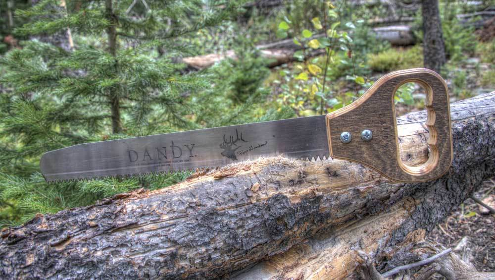 Is the Backpacking Saw Portable Enough