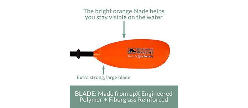 Angler Classic Kayak Paddle