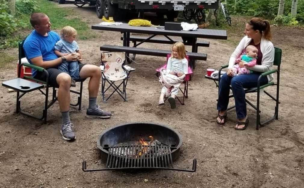 What to Take for Baby Camping