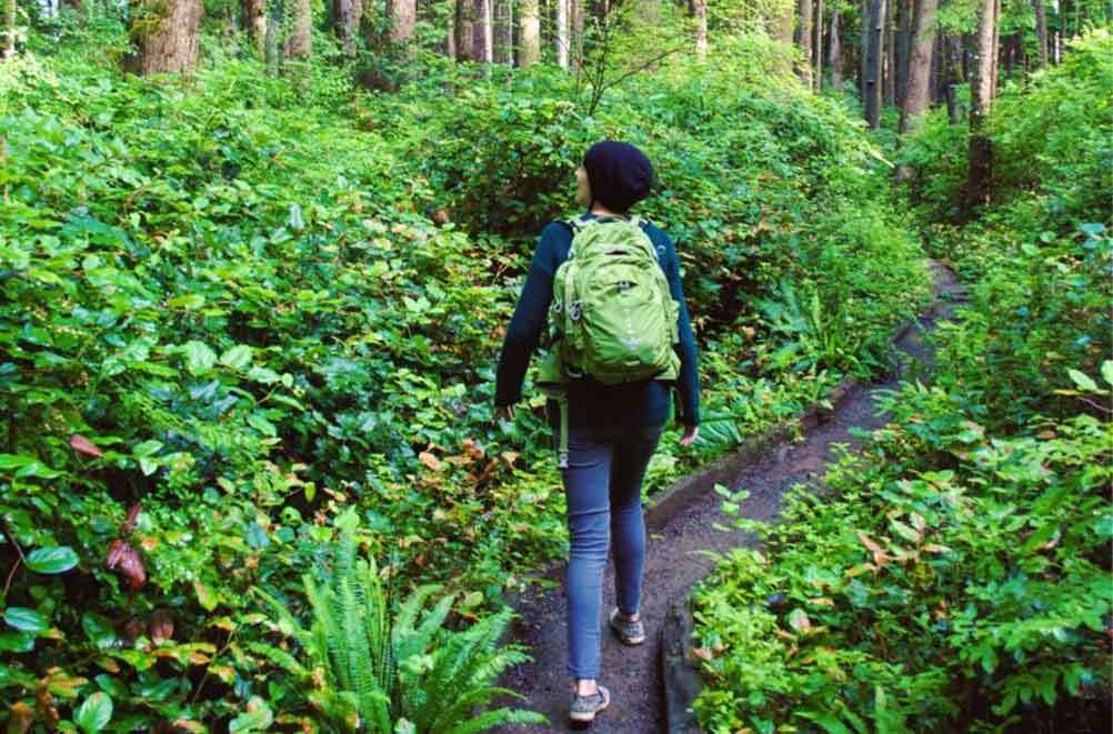Backpacking Safety Measures for Women