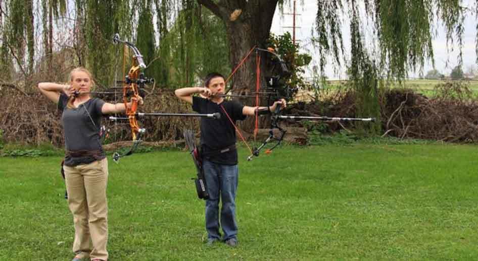 Archery Stance to Take