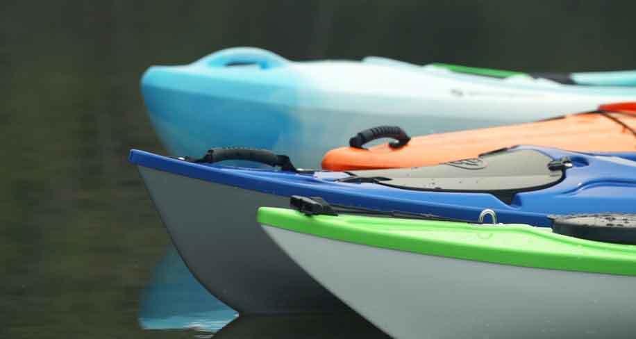 Choose Weight of Kayak Material