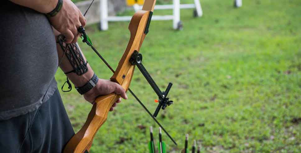 Using the Bow Rightly will Protect Bowstring