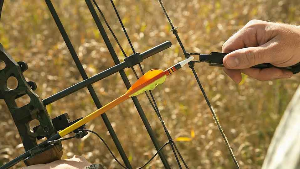 replace bow string