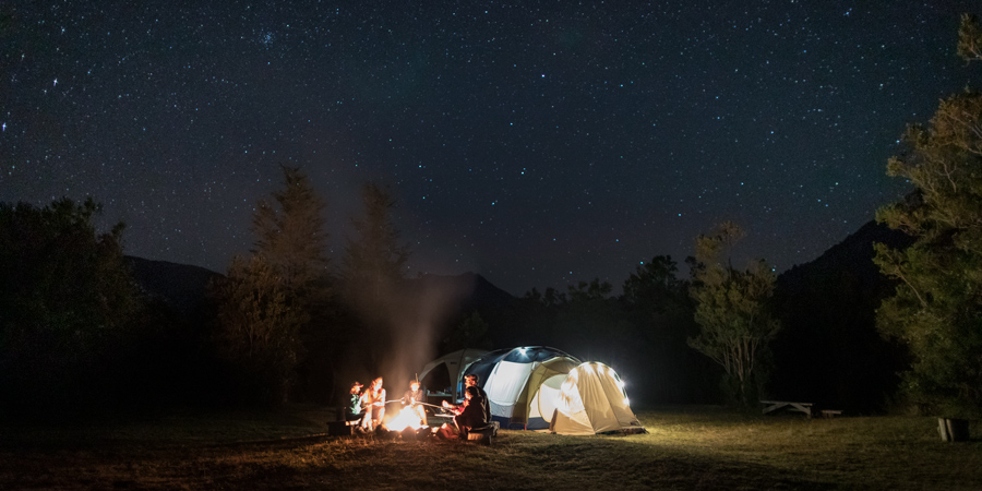 First-Time Campers Safety Tips