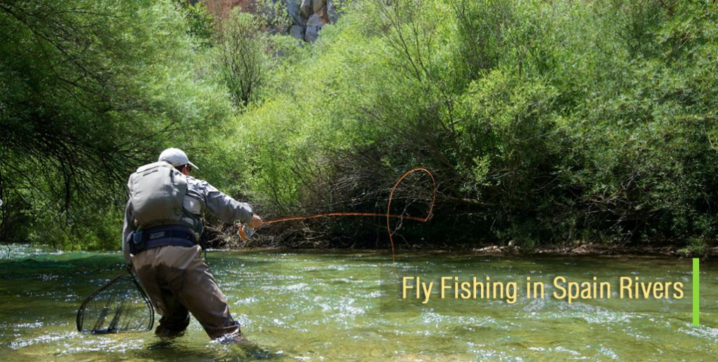 Fly Fishing in Spain Rivers