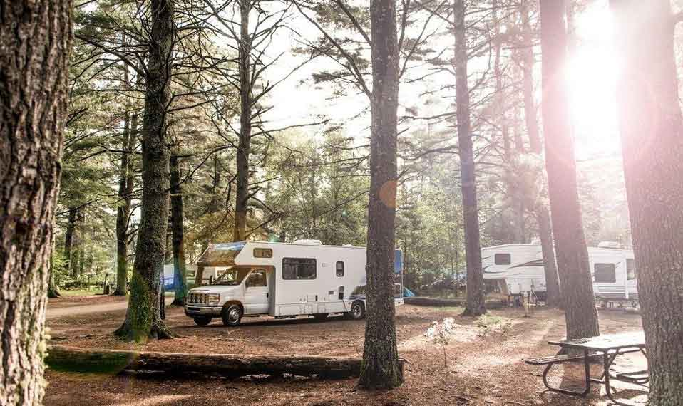 Using Sprays and Repellents in Camping