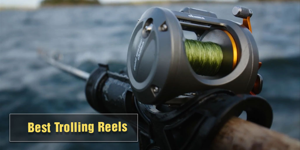Best Trolling Reels Reviews