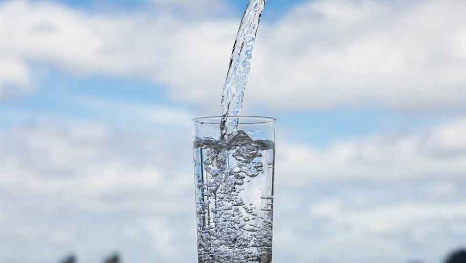 Water Intake Can Keep You Hydrated