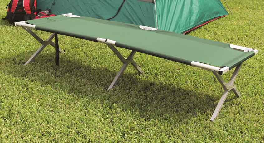 Camping Cot for Primitive Camping