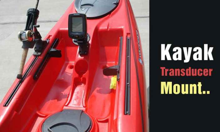 Kayak Transducer Mount