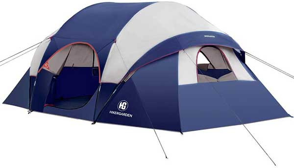 Check Out the Size and Height of the Camping Tent