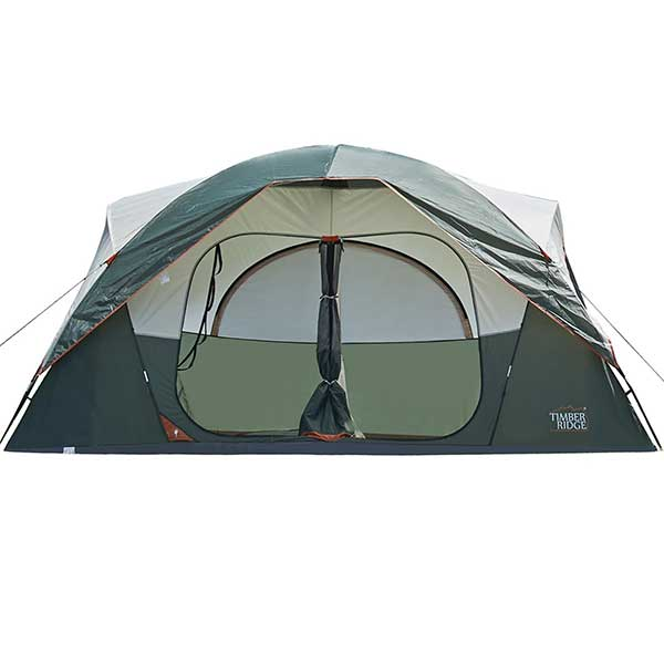 Height of the Tent