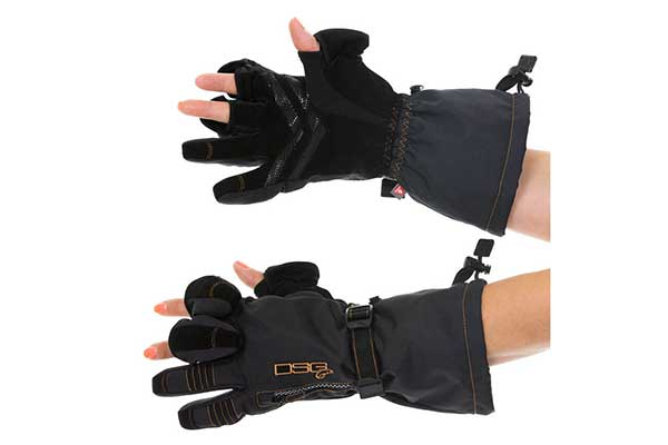 Ice Fishing Gloves Fitting