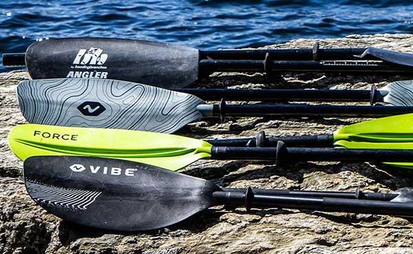 Materials of the Kayak Paddle Carbon Fiber