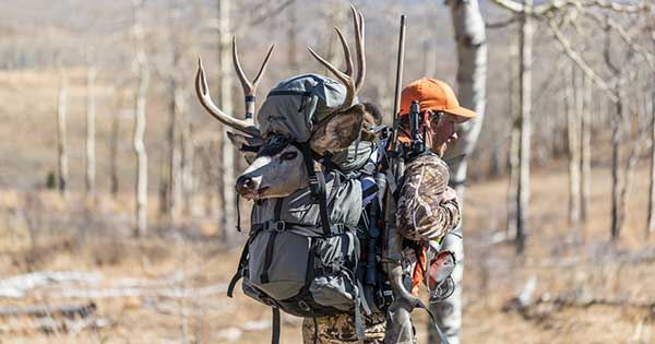 What should I put in my deer hunting backpack