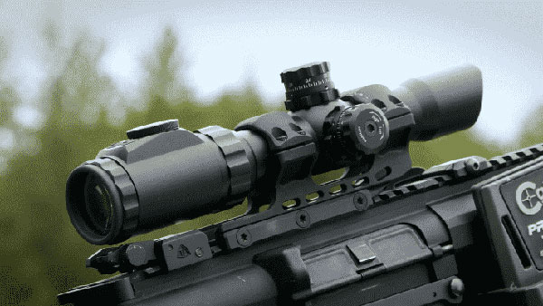 Best Scope For .308 Don't Spray Directly