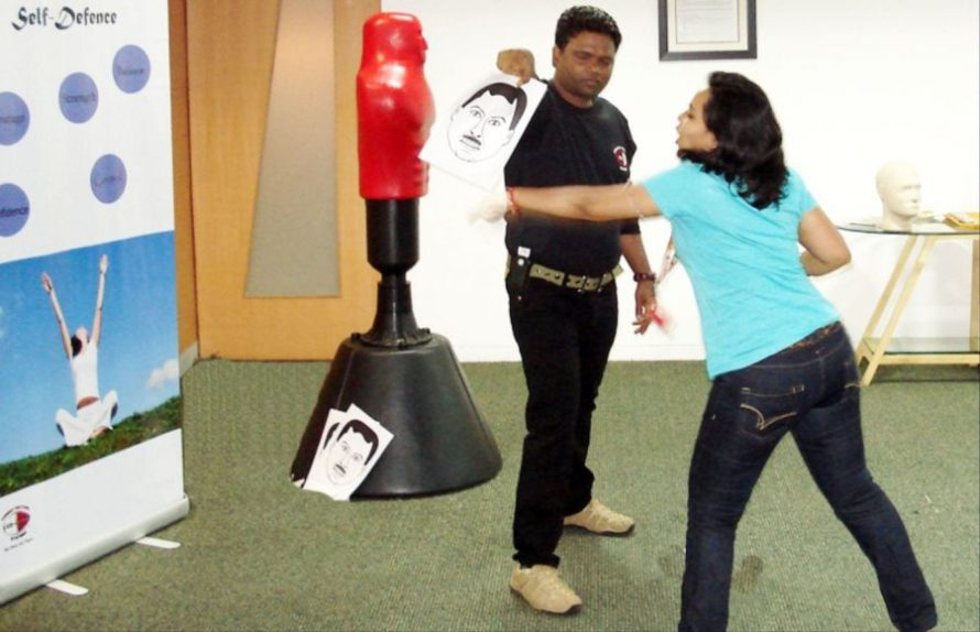 1hr Self Defence Lecture / Demo