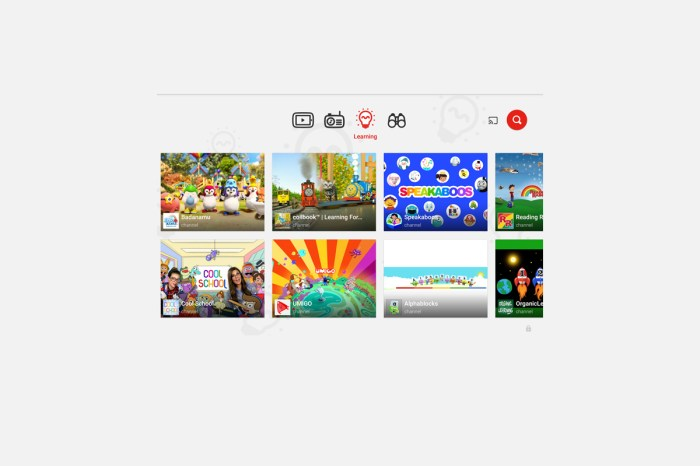 YouTube Kids Coming to Your Smart TV