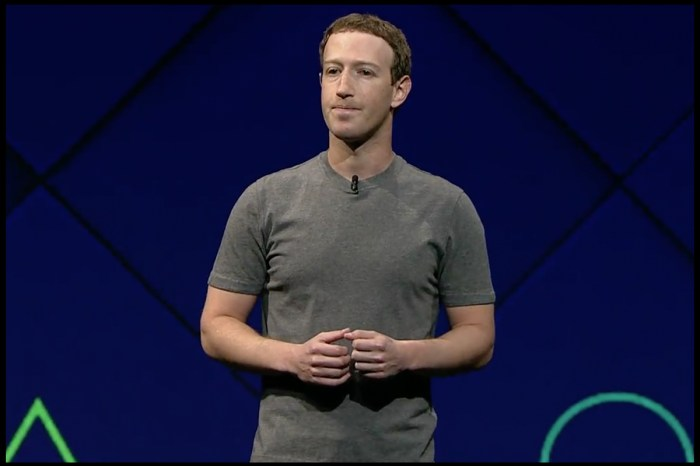 Facebook Conference Gives Us a Sneak Peak at the Future of AR