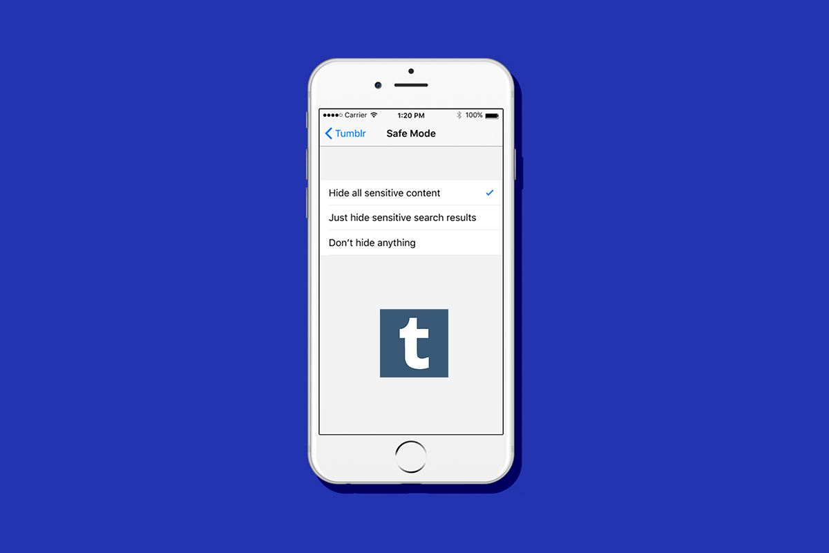 "Tumblr's New ""Safe Mode"" isn't All That Safe"