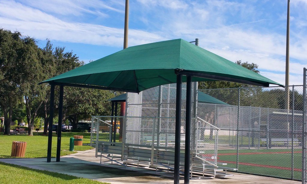 Safe4play Shade Structure Installation