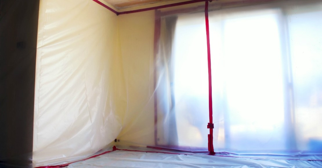 How To Go About Removing Popcorn Ceiling Asbestos
