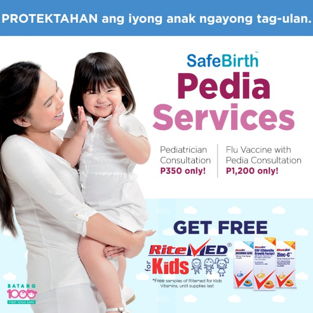 June Pedia Services Promo